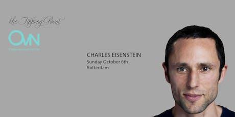 Charles Eisenstein in Rotterdam tickets