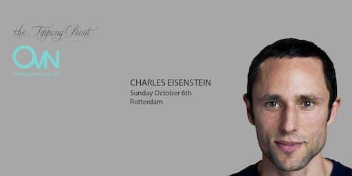 Charles Eisenstein in Rotterdam