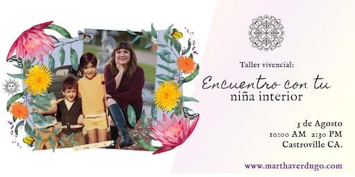Taller: Encuentro con tu niña interior en Castroville, CA
