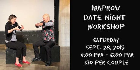 Improv Date Night Workshop tickets