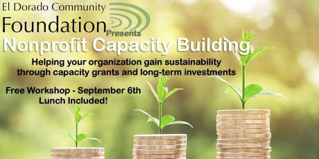 Nonprofit Capacity Building tickets