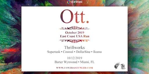 The Harmonic Connection presents: Ott, Thriftworks & Supertask(Miami,FL)
