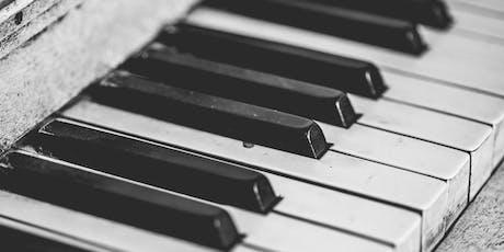 Audições Comentadas de Jazz - Thelonious Monk ingressos