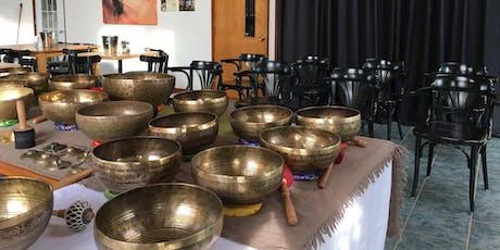 Dégustation de cidres & Concert de bols tibétains par Jimmy Thériault billets