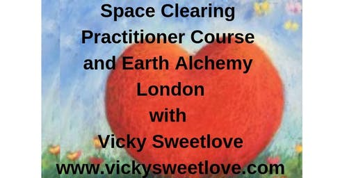 Space Clearing and Earth Alchemy  Practitioner Course