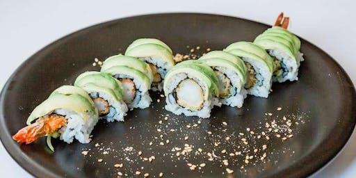 Cooking Class: Sushi Making 101