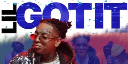 Lil Got it Performing Live at @VODSATL