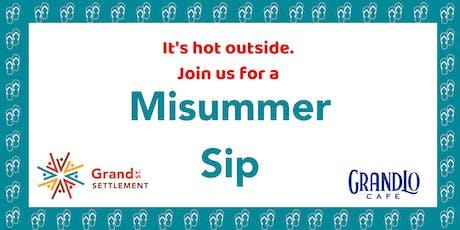 Midsummer Sip tickets