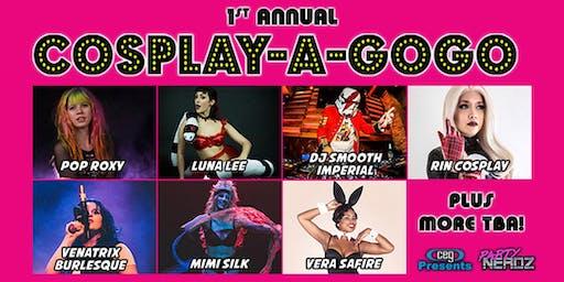 1st Annual CEG Cosplay A Go-Go [Cosplay & Dance Party]