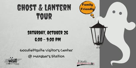 Ghost and Lantern Tour tickets