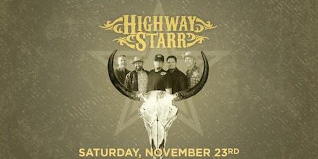 Highway Starr tickets