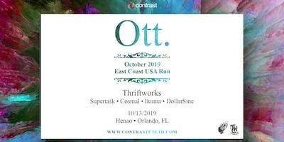 The Harmonic Connection presents: Ott, Thriftworks & Supertask(Orlando,FL)