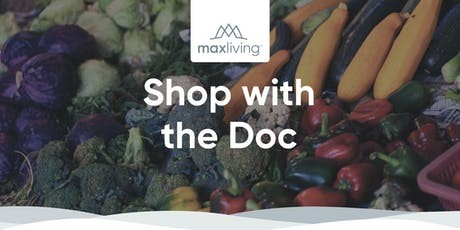 Shop with the Doc in July tickets