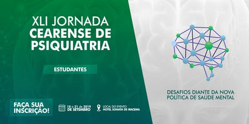 XLI Jornada Cearense de Psiquiatria - Estudantes