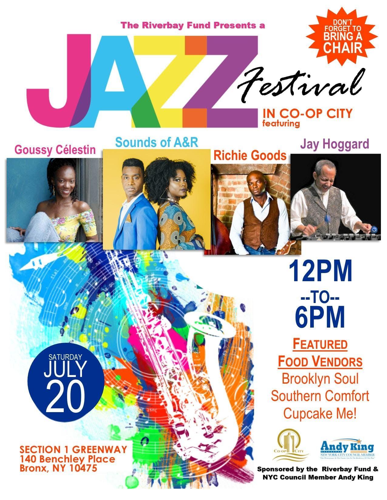Co-op City Jazz Festival 2019