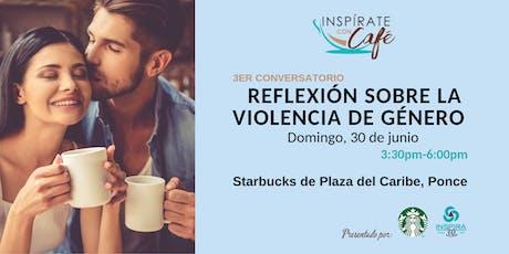 Inspírate con Café: 3er Conversatorio tickets