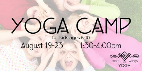Yoga CAMP for Kids tickets