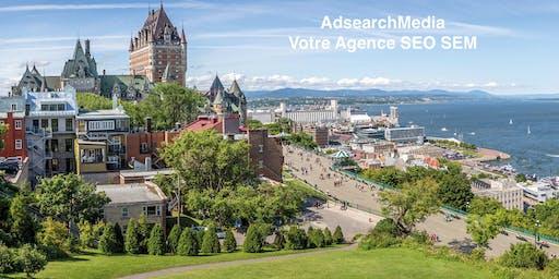 Formation SEO Référencement Naturel Niveau 1 ou 2 à Québec