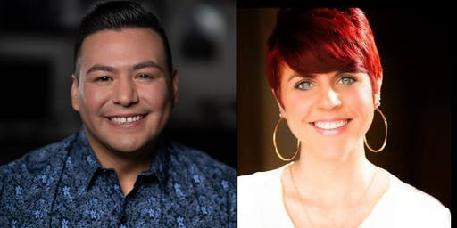 An Evening With Spirit With A.J Barrera & J.Marie