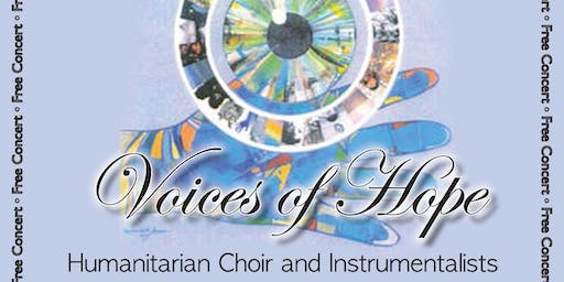 Voices of Hope Summer Concert with Cal Arte Ensemble