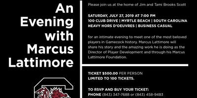 An Evening with Marcus Lattimore
