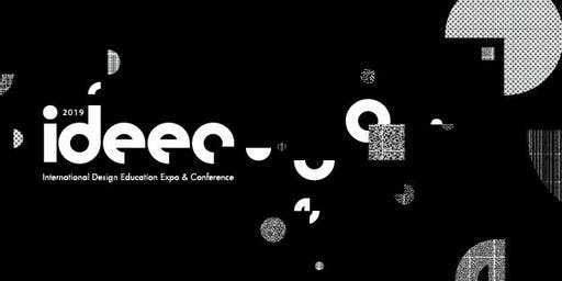 IDEEC International Design Education Expo & Conference (GENERAL ADMISSION)