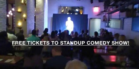 FREE TICKETS! Midtown Hilton Doubletree Hotel Comedy Show - Standup Comedy tickets