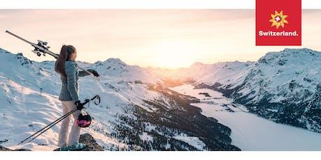 Official Winter Launch event - Swiss breakfast tickets