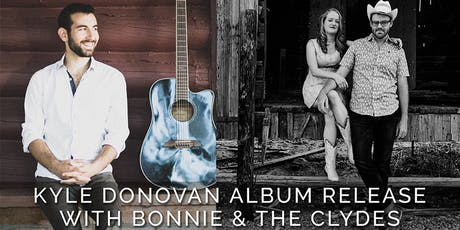 eTown presents Kyle Donovan & Bonnie & the Clydes tickets
