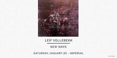 Leif Vollebekk tickets