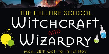 Hellfire School of Witchcraft & Wizardry tickets