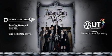 Addams Family Values tickets