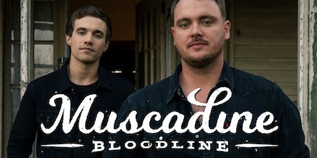 Muscadine Bloodline w/ Jordan Fletcher tickets