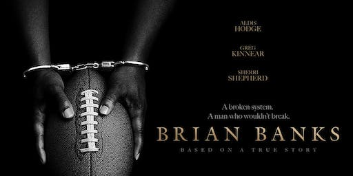 Brian Banks Film Screening - Chicago
