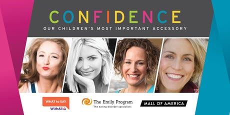Confidence: Our Children's Most Important Accessory tickets