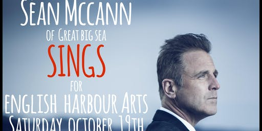 An intimate evening with Séan McCann