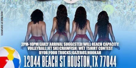TEXAS BEACH PARTY 2K19 tickets