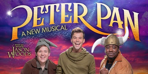 Peter Pan: A New Musical by Jason Woods