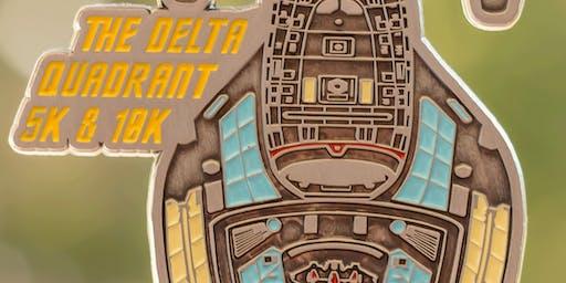 Now only $12! 2019 Delta Quadrant 5K & 10K- San Jose