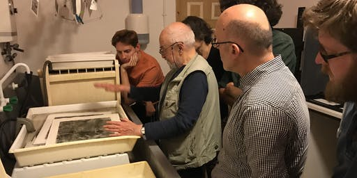 Black & White Printing Workshop with John Blakemore and Daniel Wheeler