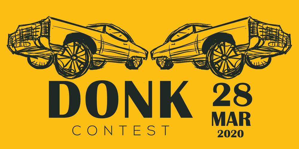 2020 Donk Contest - Texas Relays Show Tickets, Sat, Mar 28