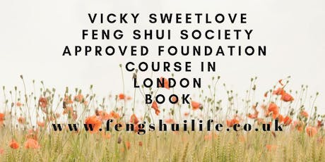 Feng Shui Approved Foundation Course tickets