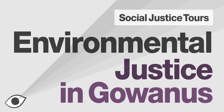 Environmental Justice Tour in Gowanus tickets