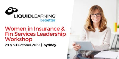 Women in Insurance & Fin Services Leadership Workshop