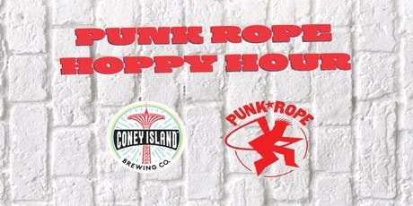 PUNK ROPE @ CONEY ISLAND BREWERY tickets
