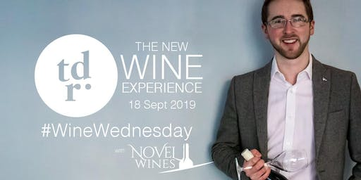 The Drawing Rooms #WineWednesday: NEW Wine Tasting Experience