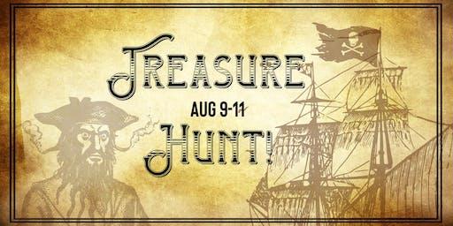 Bisbee Pirates of the High Desert Treasure Hunt!