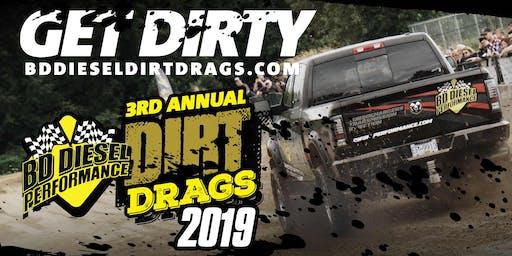 BD Diesel Dirt Drags