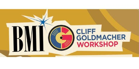 BMI/Cliff Goldmacher Songwriter Workshop-Lyric Writing Fundamentals-The Nuts & Bolts tickets