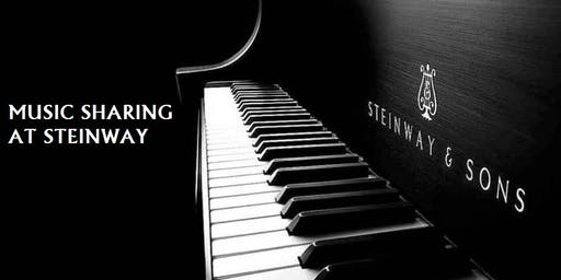 Music Sharing at Steinway Mississauga